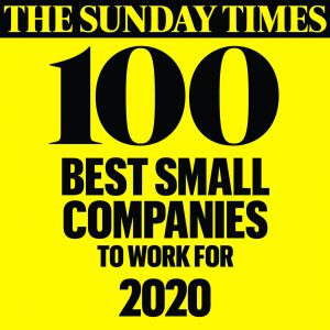 2020 Best Small Companies Large