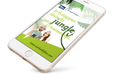In 6 Stappen Door De Jungle Van IT Traineeship